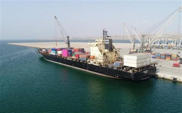 Weekly Direct transit of cargo between Indian Ports and Chabahar port