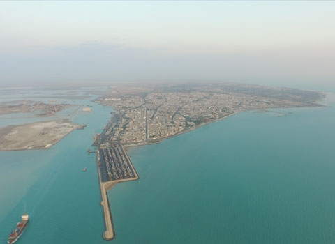 Container Terminal in Bushehr Port Negin Island to be Inaugurated