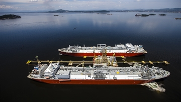 Seaspan, COSCO Shipping Energy to Jointly Explore LNG Opportunities