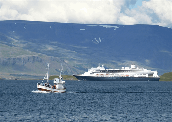 Iceland Bans Use of HFO in Its Waters