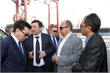 The Visit Paid by the Provincial Governor of Mangistau – Kazakhstan to the Potentials of Shahid Rajaee Port