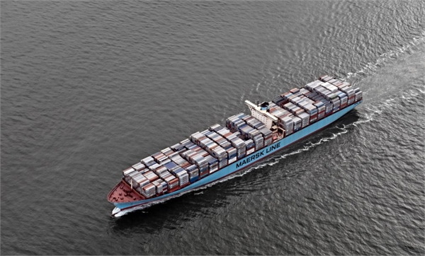 Maersk Line Partners Up with Hamburg's Software Company