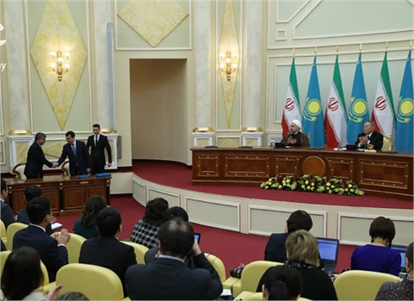 Iran & Kazakhstan Concluded Five Maritime Cooperation Agreements