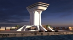 The Tallest Marine Control Tower in Iran to be constructed at Chabahar Port