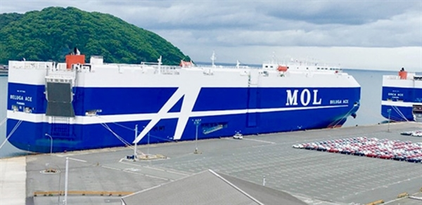 MOL Taps Into AI to Optimize Car Carrier Loading Operations