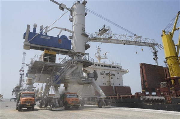 30% growth in cargo loading and unloading operations at Chabahar port