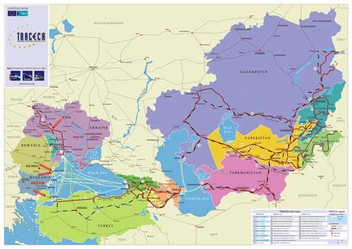 Transport Corridor Europe Caucasus (TRACECA)